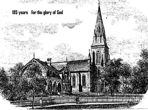 History of the Parish 1825 – 2015